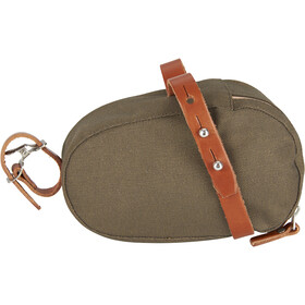 Brooks Isle of Wight Saddle Bag small, green/honey